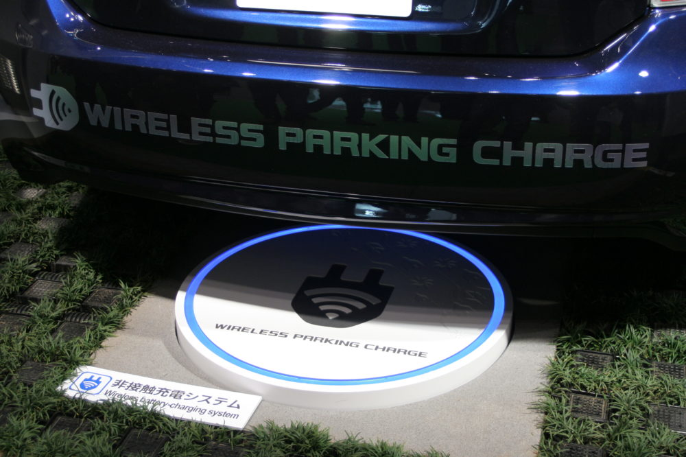 Wireless EV Charging Explained