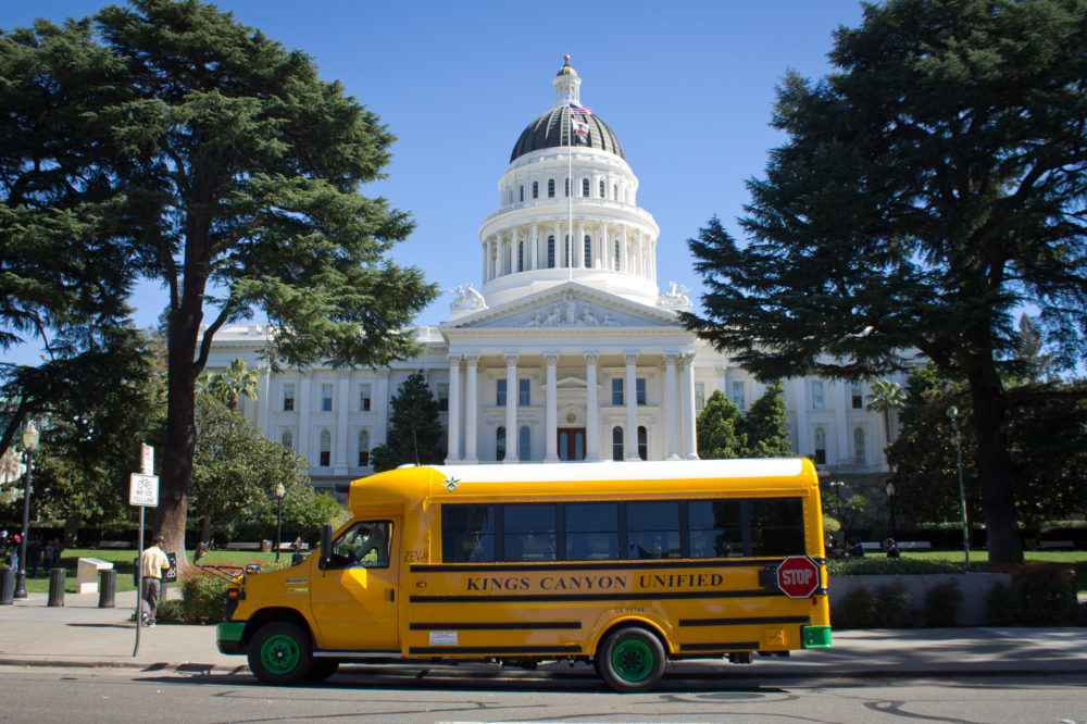 Electric School Buses – A Complete Overview