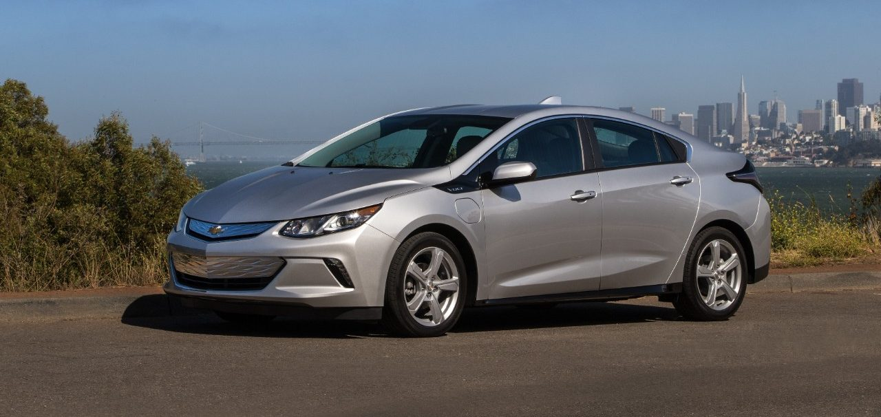 How Much Electricity Does It Take to Charge a Chevy Volt?