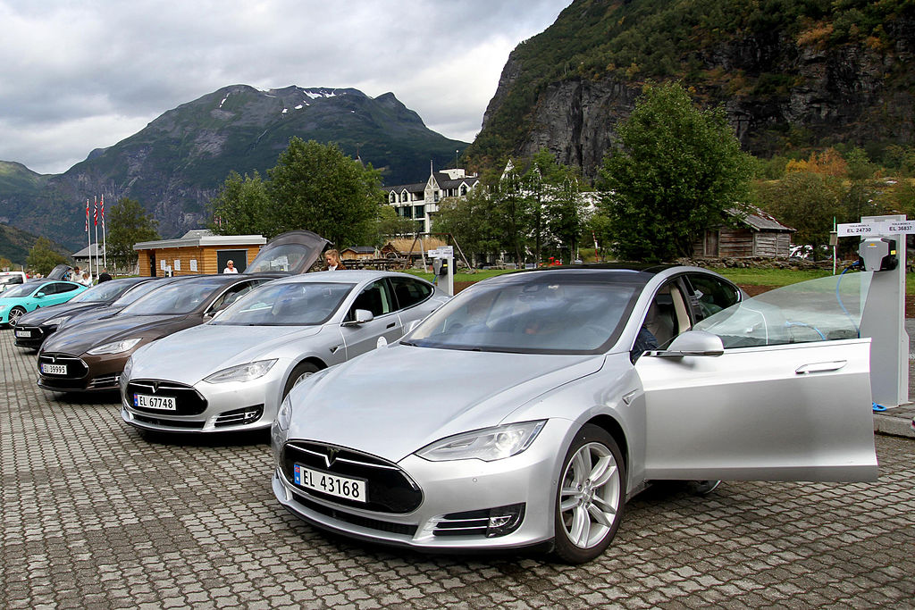 How Much Electricity Does It Take to Charge a Tesla Model S?
